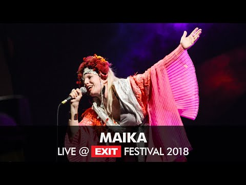 EXIT 2018 | MAiKA Live @ Main Stage FULL SHOW
