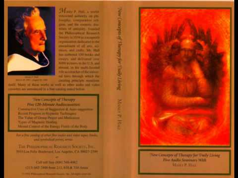 Mental Control of the Energy Fields of the Body by Manly P. Hall