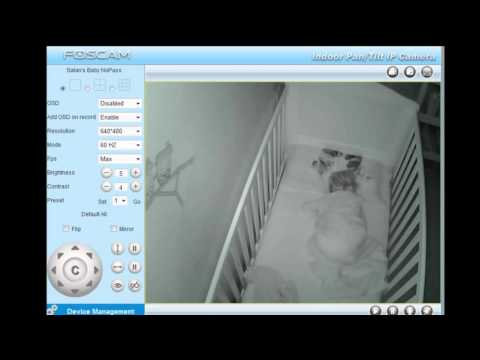 IP Camera Trolling - Baby Hitler Mozart Makes Baby Love Deutschland