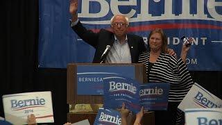 Bernie Sanders' speech in Madison