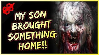 Video 1 Scary Horror Story - My Son Brought Something Home From The Woods - Nightmare Fuel!! download MP3, 3GP, MP4, WEBM, AVI, FLV Januari 2018