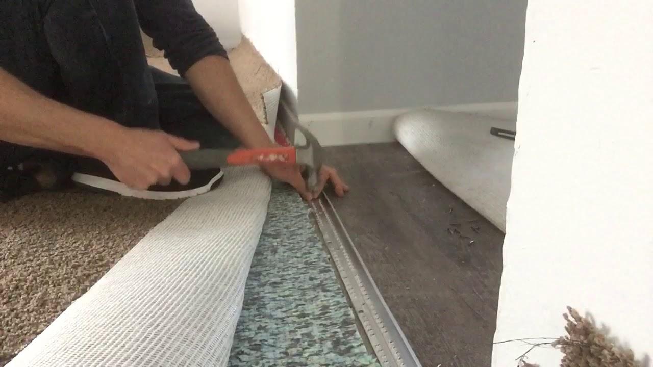 How To Install Carpet Over Concrete Slab Www Resnooze Com