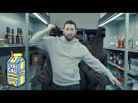 "Eminem - ""Godzilla"" ft. Juice WRLD (Dir. by ColeBennett)"