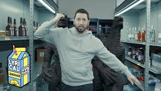 Eminem - Godzilla ft. Juice WRLD (Directed by Cole Bennett)