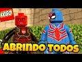LEGO Marvel Super Heroes 2 - ABRINDO TODOS OS PERSONAGENS QUE TEMOS ATÉ AGORA (parte 2)