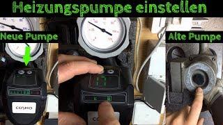 Video Heizungspumpe einstellen und entlüften / Stromverbrauch - Anleitung - deutsch - (Umwälzpumpe) download MP3, 3GP, MP4, WEBM, AVI, FLV Agustus 2018