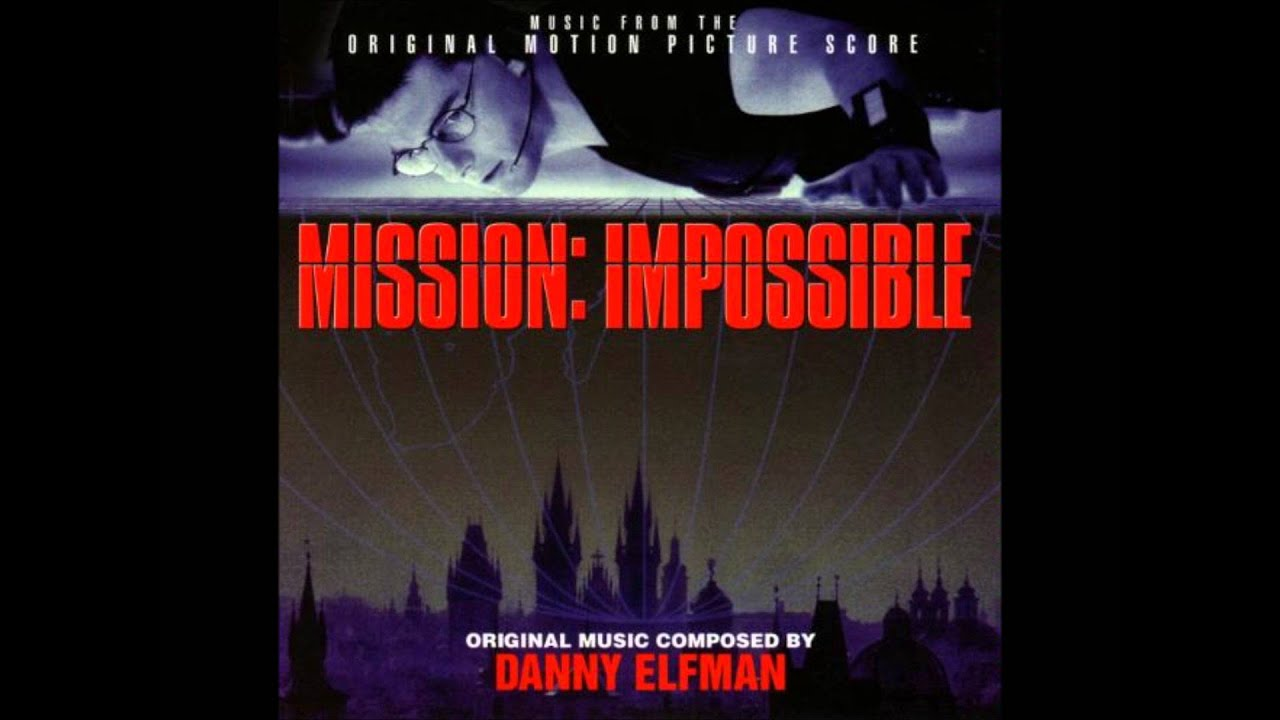 mission impossible the heist danny elfman 39 s music youtube. Black Bedroom Furniture Sets. Home Design Ideas