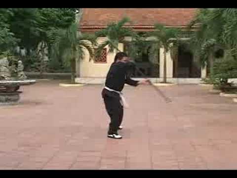 01 Bát quái côn (10 bài võ cổ truyền Việt Nam )