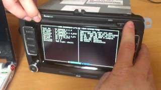 RNS 510 Manager (MRM) - PIN Code Setting