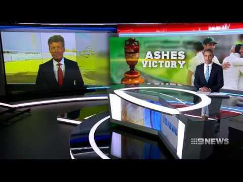 Ashes win | 9 News Perth
