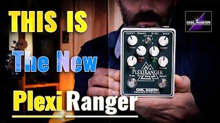 Carl Martin PlexiRanger - Music & Demo by A. Barrero