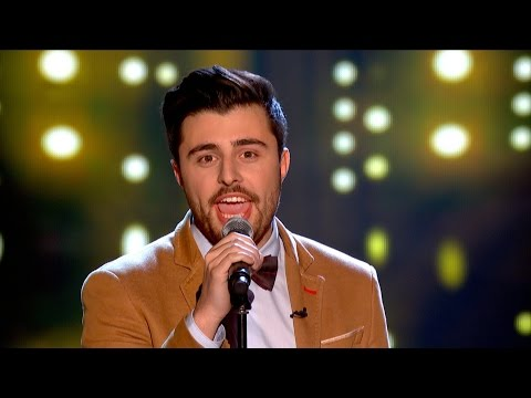 Tom Carpenter performs 'Suit & Tie' - The Voice UK 2015: Blind Auditions 2 - BBC One