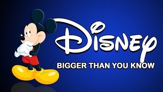 Disney - Bigger Than You Know
