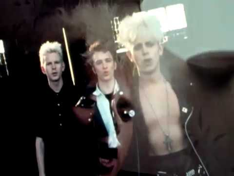 Depeche Mode - Shake The Disease (Remastered Video)