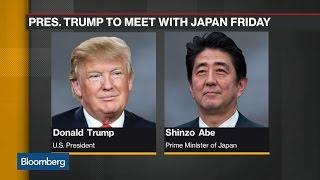 Morgan Stanley's Sharma on Japan's U.S. Strategy