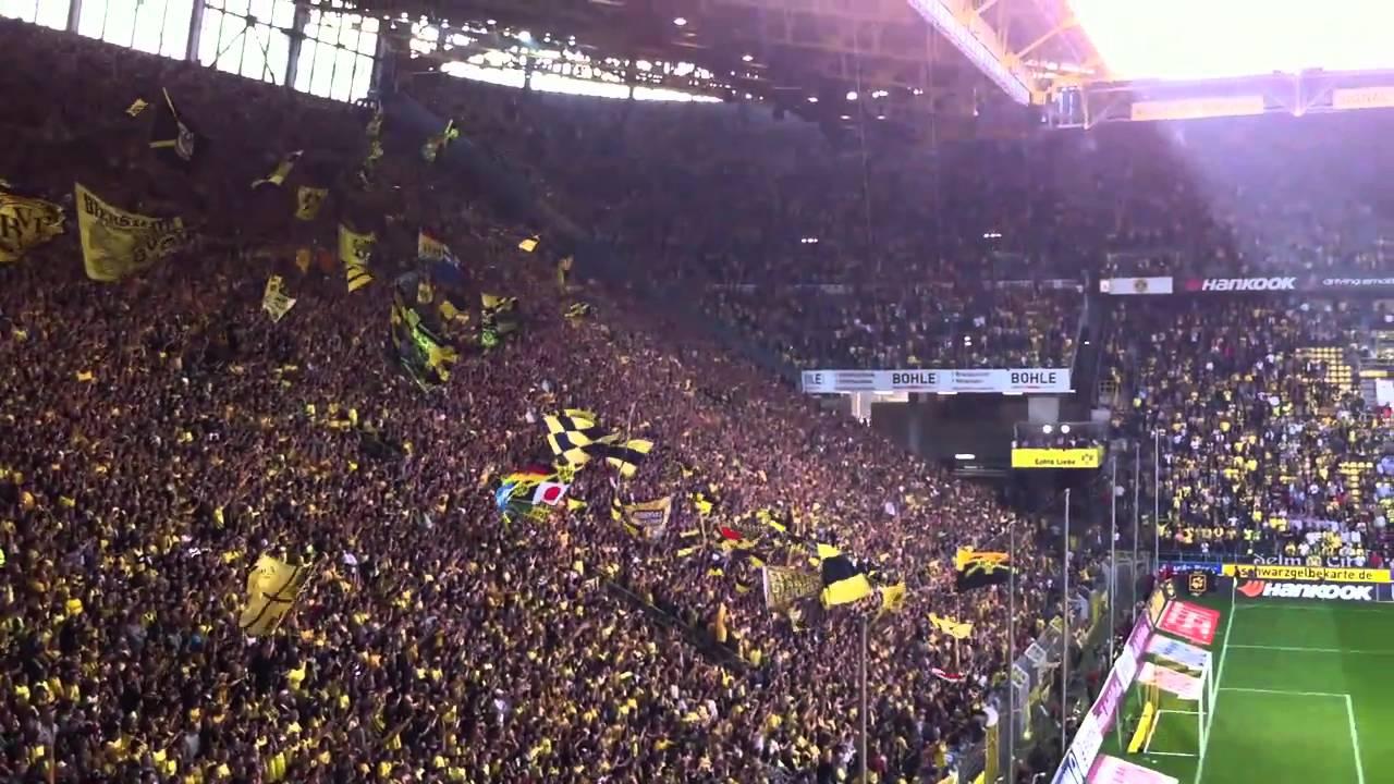 BVB - Hannover 4:1 | Stimmung nach Abpfiff