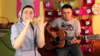 """Suor Cristina """"Senza la tua voce"""" (sub English) x Good News Festival"""