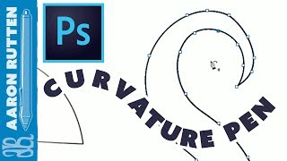 Curvature Pen - What's New in Adobe Photoshop CC 2018
