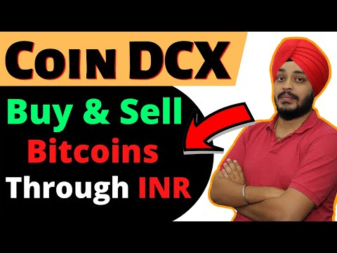 How To Buy & Sell Bitcoin In India Through Bank Account | Buy Crypto In India With INR | Coin DCX