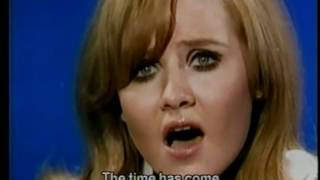 LULU / TO SIR WITH LOVE / with lyrics con letra / Al maestro con cariño 1967