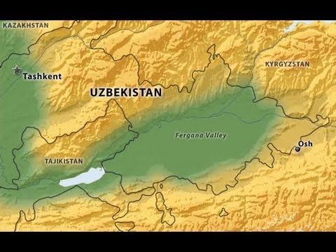 Dispatch: Tajikistan and Central Asia's Fergana Valley - YouTube