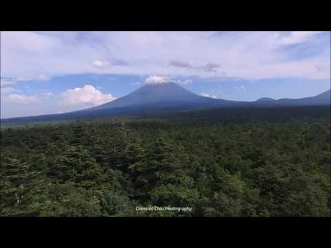 【Drone Footage】Mount Fuji & Aokigahara - 航拍富士山.青木原樹海