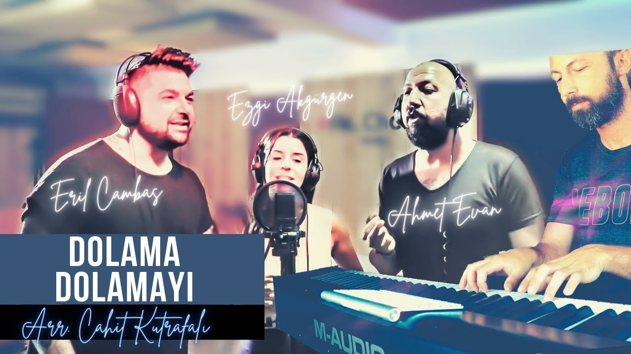Download Dolama Dolamayı // Cypriot Folk Music Cahit Kutrafalı ft. Ezgi Akgürgen - Ahmet Evan - Eril Cambaz