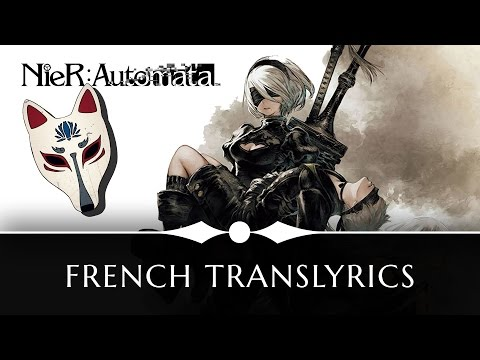 【TBK】The Weight of the World (French ver.) - NieR:Automata 【Cover】