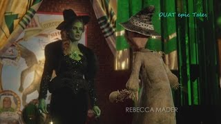 Once Upon A Time 5x16 Opening Scene Zelena Scarecrow  Dorothy Our Decay Season 5 Episode 16