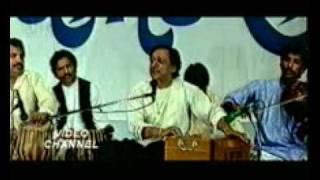 Ghulam Ali Sahab,Ghazal.Mere Shauq Da Nahin...
