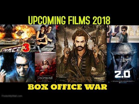 Upcoming Films 2018  Salman Khan  Amir Khan Shah Rukh Khan  Ajay Devgun  Akshay Kumar
