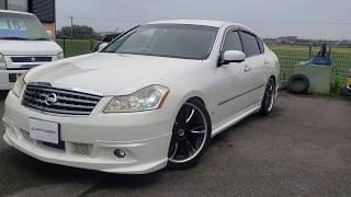 KS AUTO Exports 2004 Nissan Fuga 2516