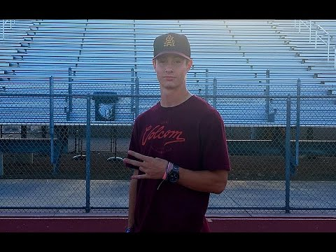 1-on-1 with Basha QB Ryan Kelley after Commitment to ASU
