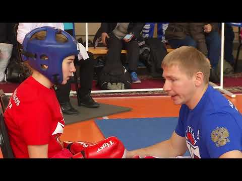 Первые медали разыграны в чемпионате и первенстве Омской области по кикбоксингу