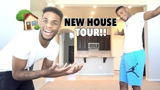 OUR OFFICIAL HOUSE TOUR!!! (GETS EMOTIONAL)