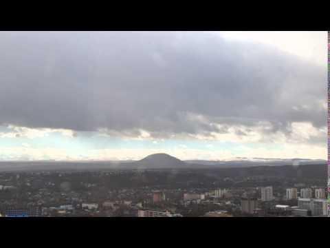 Вся суть погоды Пятигорска.  1,5 часа в 8 секундах