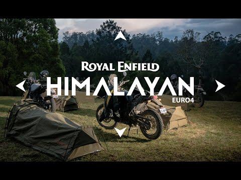 Royal Enfield Himalayan 2020 Launch