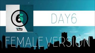 Video DAY6 - DANCE DANCE [FEMALE VERSION] download MP3, 3GP, MP4, WEBM, AVI, FLV Desember 2017