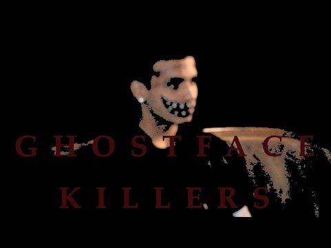 ghostface killers - marius evander