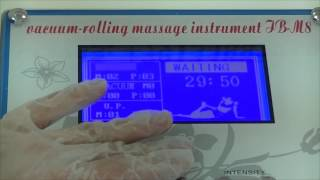 Видеообзор Аппарата кавитации и LPG IB M8
