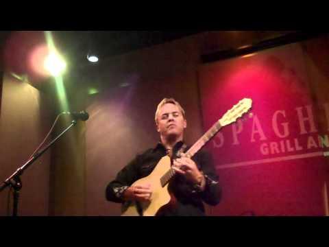 "Steve Oliver performs ""Global Kiss"" Live At Spaghettinis"
