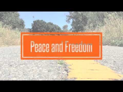 Peace and Freedom Ad