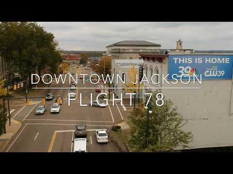 Downtown Jackson TN