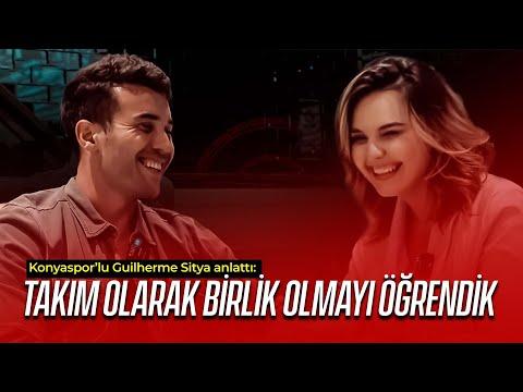 Guilherme Sityá - Konyaspor   Rota Anadolu