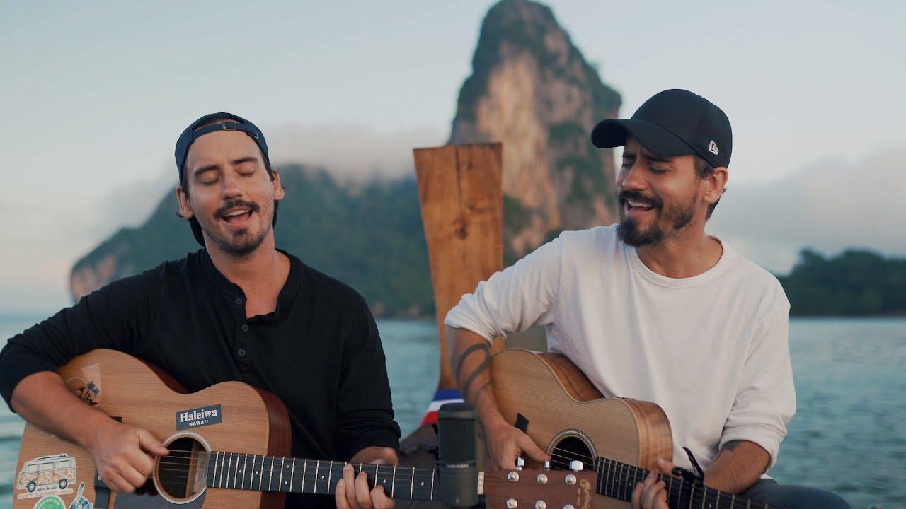 What A Wonderful World - Music Travel Love (Phuket, Thailand) (Sam Cooke Acoustic Cover)
