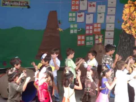 Assembly in British School Caracas
