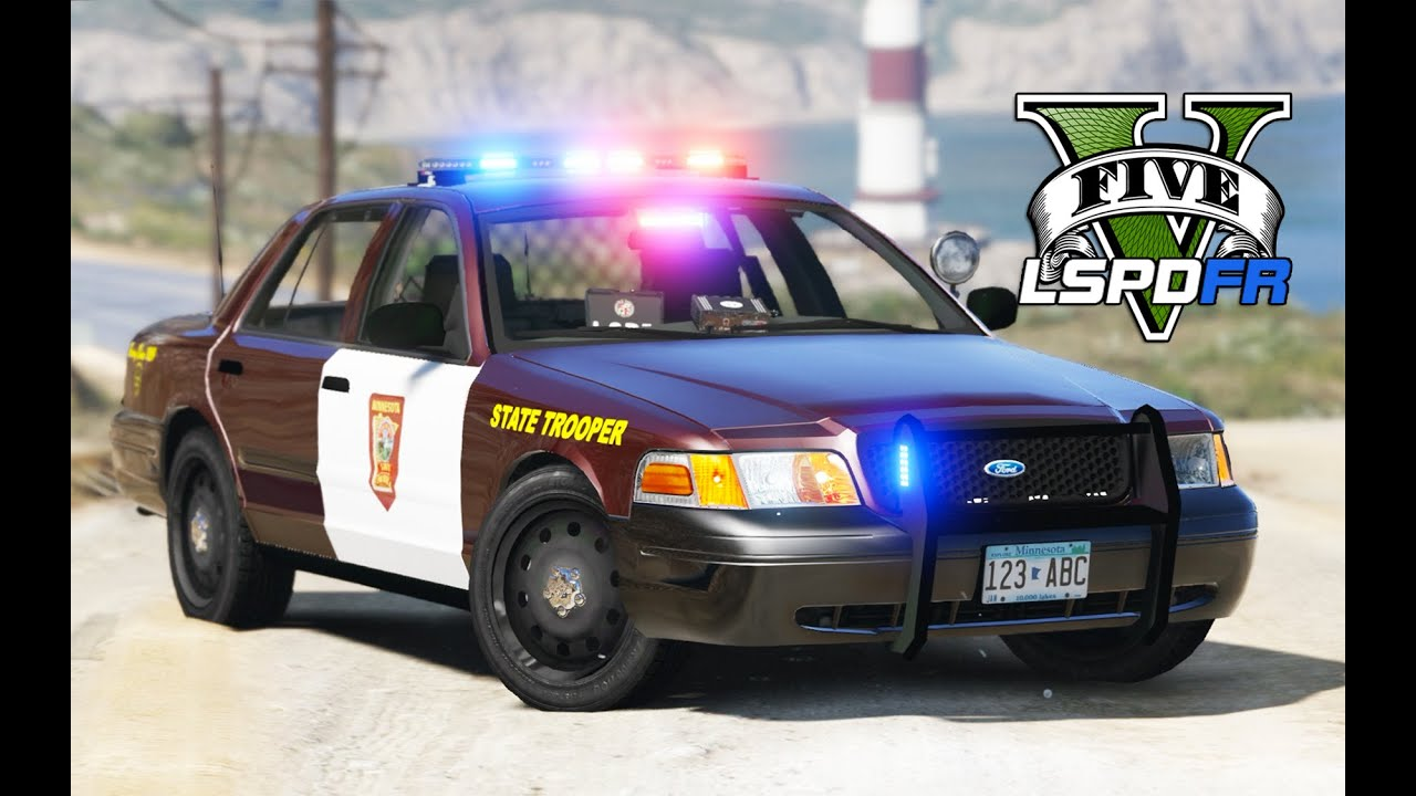 Detroit 60 Series >> GTA 5 - LSPDFR Ep91 - Minnesota State Patrol - Wild Chases ...