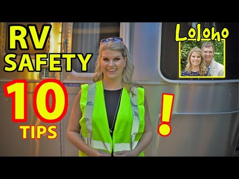 For Beginners: 10 RV TRAVEL SAFETY TIPS!