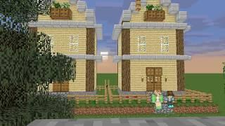 Top life - Minecraft animation