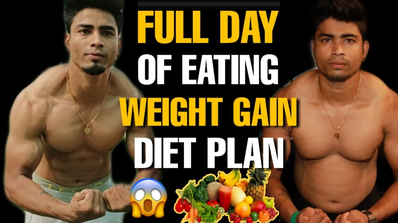 Full Day of Eating | Weight Gaining | Diet Plan  @Fitness Fighters